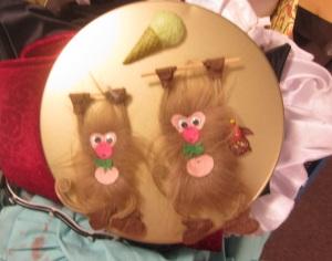 Monkey Business Tin Lid