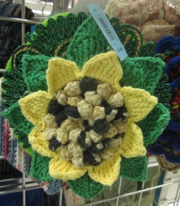 Sunflowers demand an apology