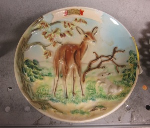 Sweet Souvenir Plate