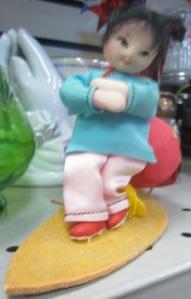 Yo, yo  I'm a doll with attitude!