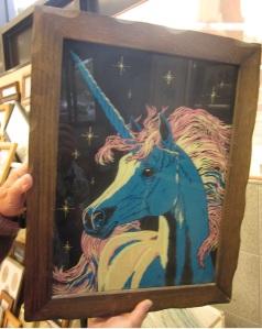 Unicorn uff-dah