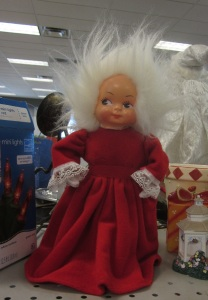 Phyllis Diller as Mrs Claus