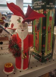 Um, Santa you have a problem
