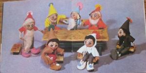 Character Rag Dolls
