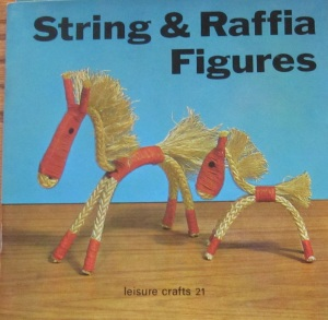 String and Raffia Figures