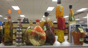 Bottles with possiblities