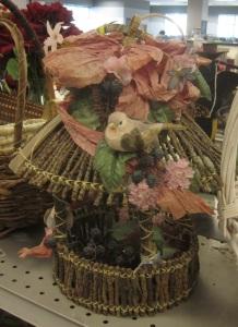Nice basket bad arrangement