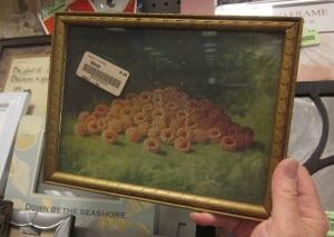 Vintage Rasberry picture