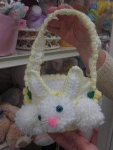 Another Yarn Bunny Basket