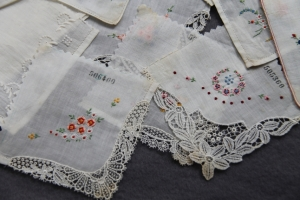 Closeup samples