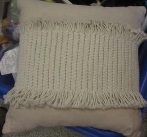 Yarn Pillow Corset
