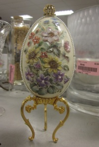 Another pretty home made Faberges egg