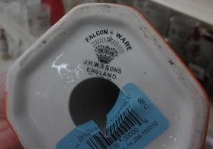 Falcon Ware mark