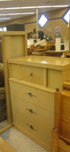 Mengel Dresser and Headboard