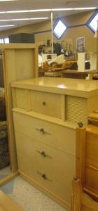 Mengel Dresser and Headboard