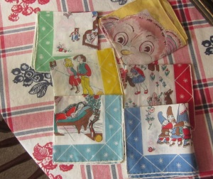 kid's hankies