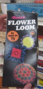 Ronco Flower Loom