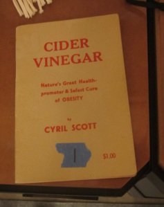 Apple Cider Vinegar is a cure all