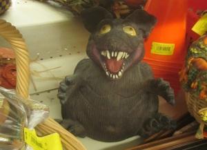 Crazy Plastic Rat