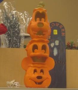 Disney Pumpkins
