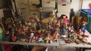 Doll Collection for sale2