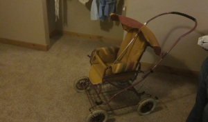 Old Tyme Baby Stroller2
