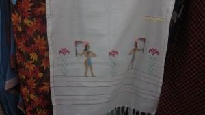 Aztec Linens