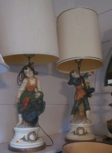 Bad lamps, bad!