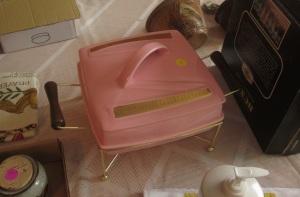 Pink Serving Dish