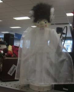 Bride of Frankenstein Nutcracker