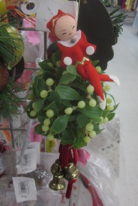 Kissing Elf won't peek