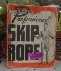 Professional Rope Skipper