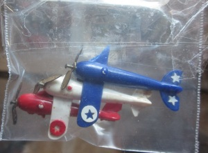 WWII Airplane Pin