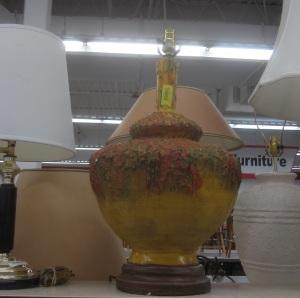 Fugly lamp