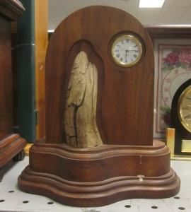 Weirdo clock