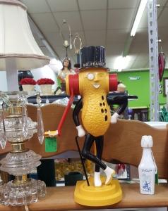 Hello Mr. Peanut