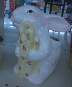 Asparagus Bunny