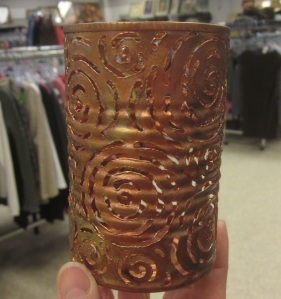 Awesome tin can art