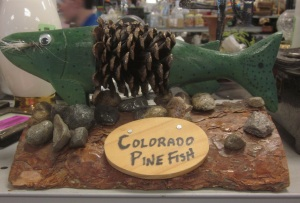 Colorado Pine Fish
