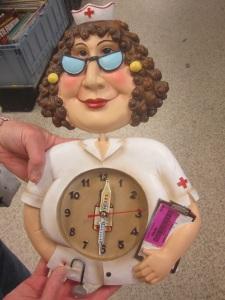 Nurse Clock