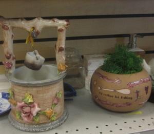 Weird Pots