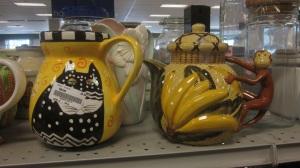 Animal Tea pots