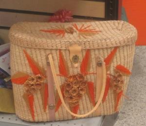 Crafty Summer Straw Bag