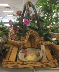 Duck Basket