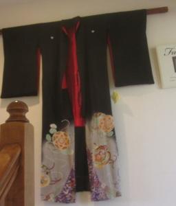 Estate sale Kimono