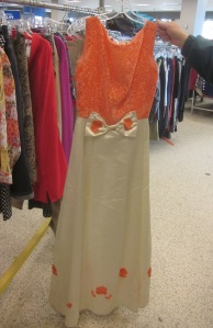 Francie's Prom dress