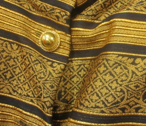 Faberge Jacket closeup