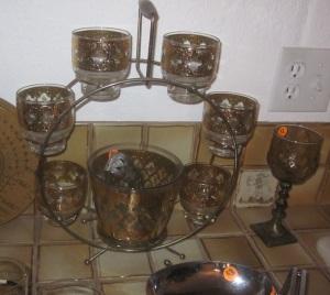 More Vintage Barware