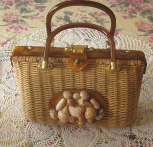Shell bag Grandma style