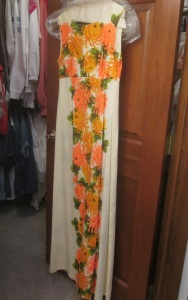 Tropical gown
